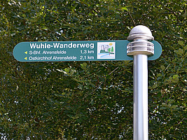 Station 4: Wuhletal Wanderweg