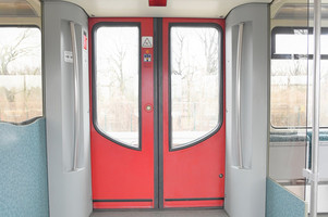 Interior of the 481 Construction series