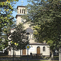 Station 7: Martin-Luther-Kirche