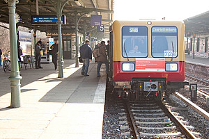 Production series 485 S-Bahn Berlin